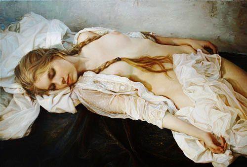 ツイッターでRTされてきた美女のヌード写真・・・と思ったら、なんとこれ全部絵!日本ではツイッターから人気に火がついた、ロシアの新進画家セルジュ・マーシェニコフの作品を集めてみました。