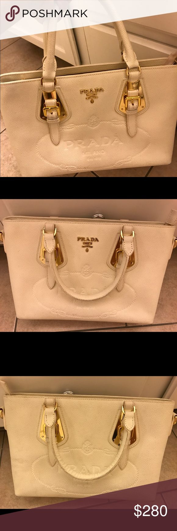 Prada tote bag Perfect condition Prada Bags Totes