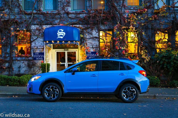 2016 Subaru CrossTrek Vehicles Pinterest Subaru