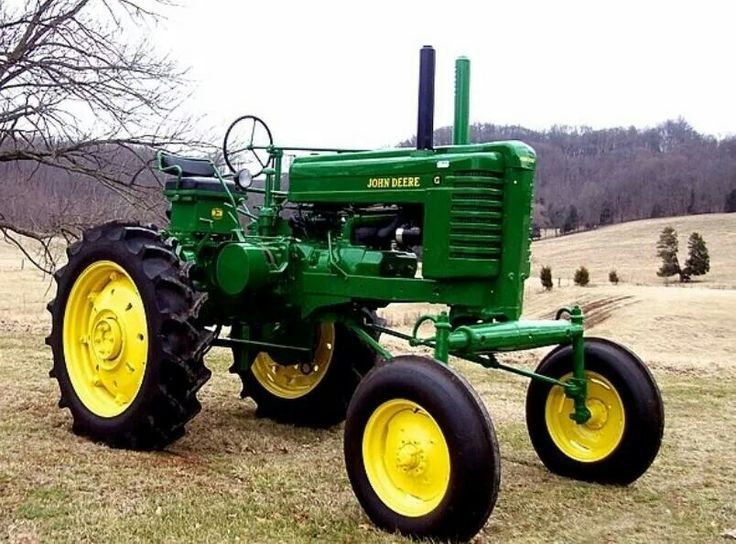 Antique Tractors Equipment : Best john deere tractors images on pinterest