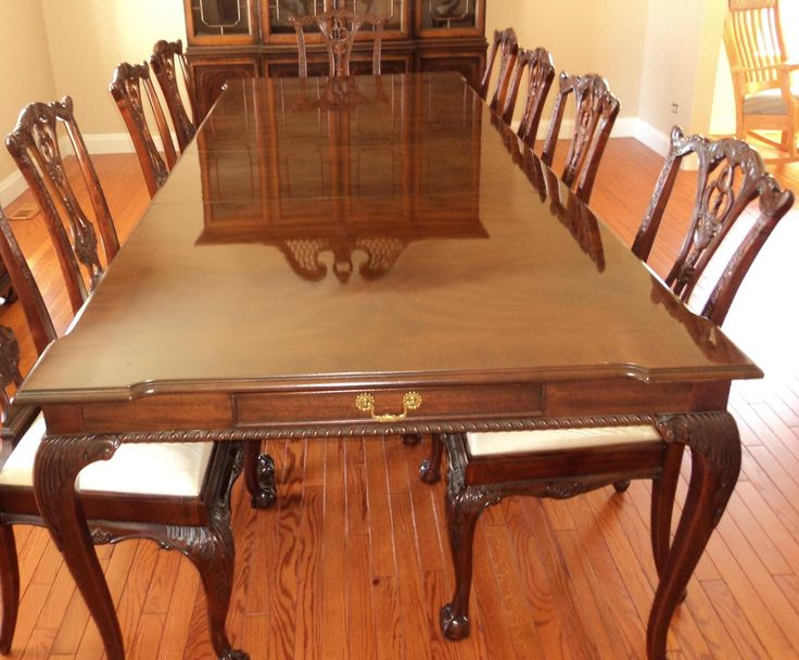 Drexel Furniture Dining Room Chairs