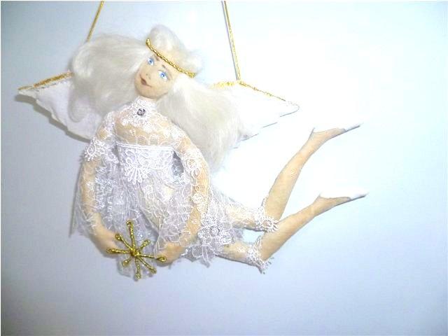 Mimin Dolls: doll delicada anjinha