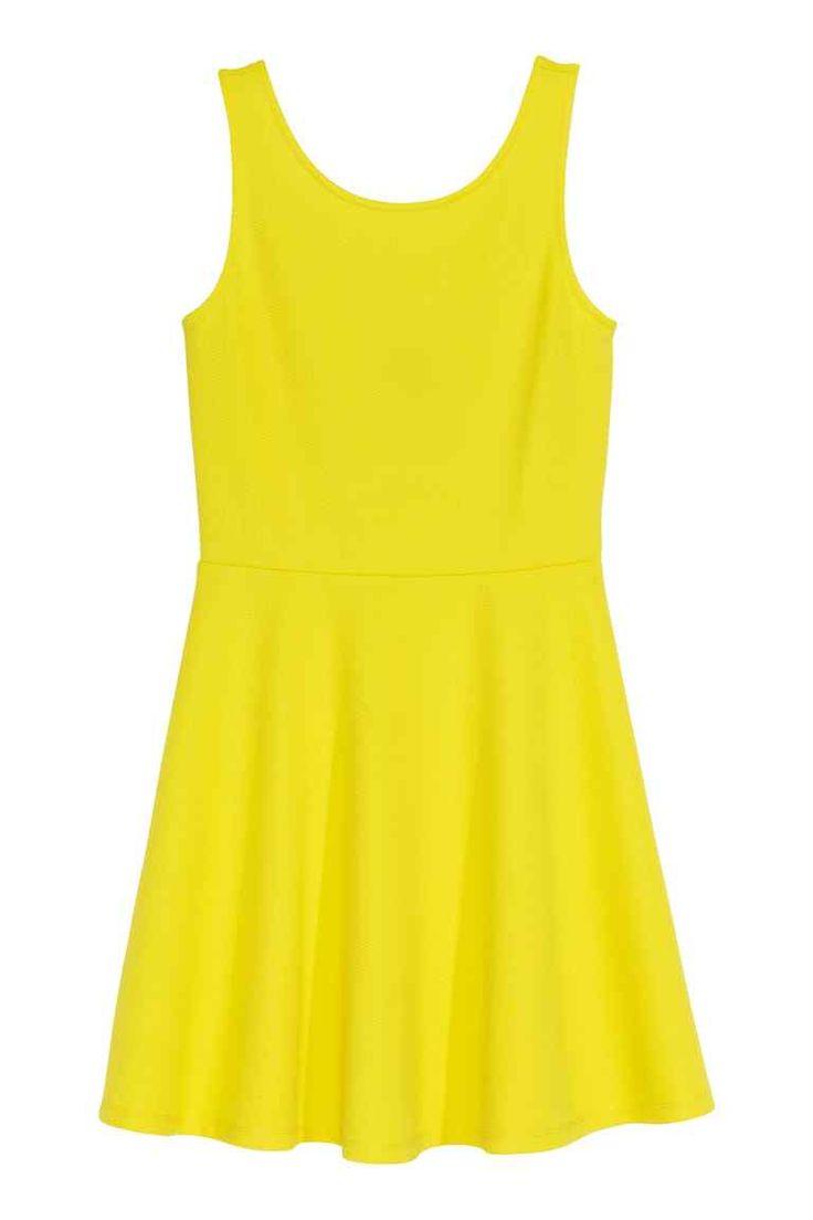 Sukienka bez rękawów, H&M 39,90 zł