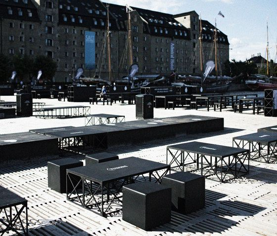 Exterior chairs | Architectural systems | GRID event | GRID. Check it out on Architonic