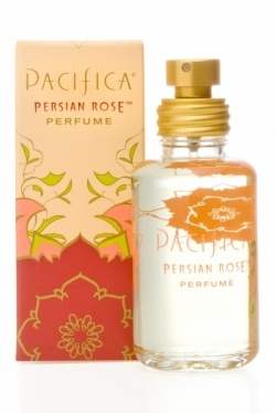 need to get this. smells lovely. i'm on a huge rose kick. Persian Rose Spray Perfume | Pacifica Perfume