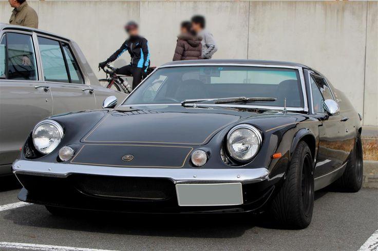 静岡空港 旧車ミーティング 第1弾 英国車 旧車 スーパーカー スポーツカー