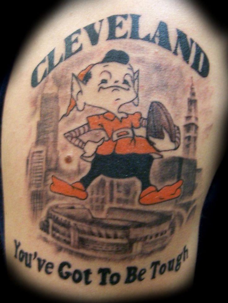 As 25 melhores ideias de city tattoo no pinterest new for Cleveland skyline tattoo