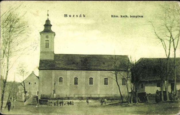 ITTHON VAGY - NÉZZ KÖRÜL NÁLUNK...: Buzsák - 1900 körül / Folytatás a posztban