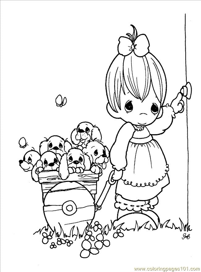 coloring pages precious moments 1 20 cartoons precious moments free
