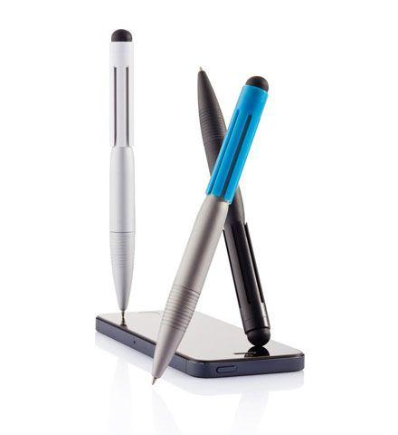 Bolígrafo Touch Spin. En aluminio ergonómico. Desde 3,45 Euros en www.areadifusion.com