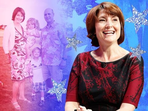 Cathy McMorris Rodgers has given birth three times since being elected to Congress.