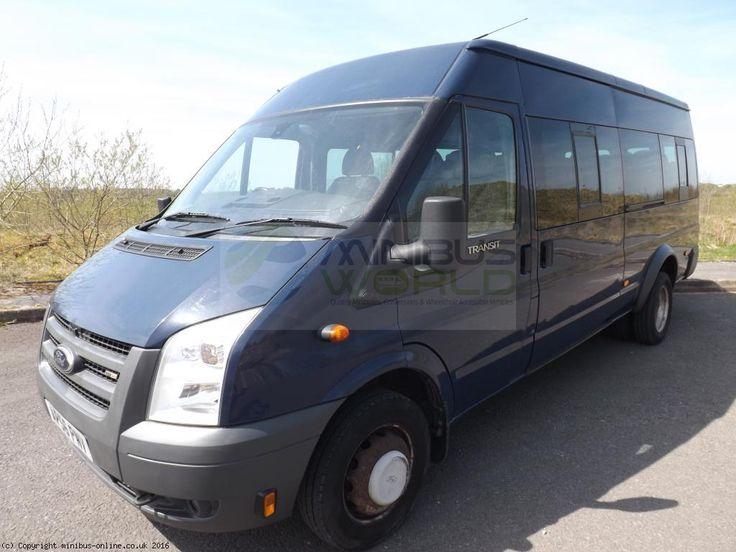 Ford Transit 17 Seat School Minibus for sale | Minibus World