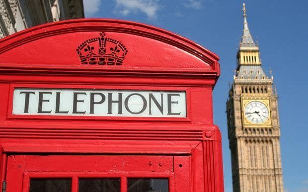 #Londres, capital de UK