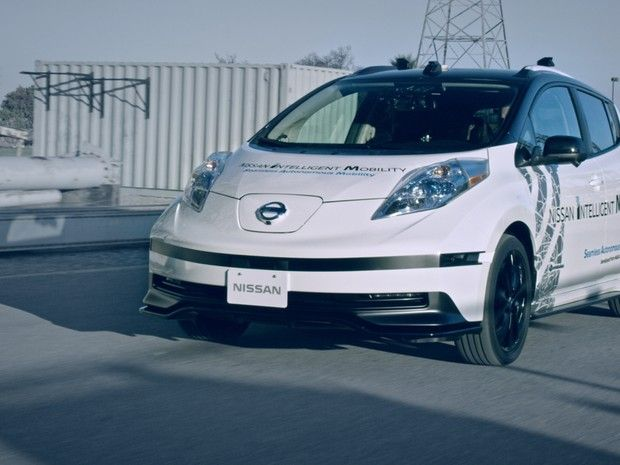 Renault-Nissan testará sistema autônomo no próximo Leaf - http://anoticiadodia.com/renault-nissan-testara-sistema-autonomo-no-proximo-leaf/
