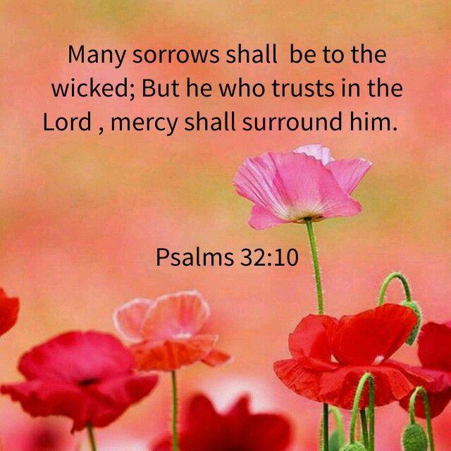 Psalms 32:10
