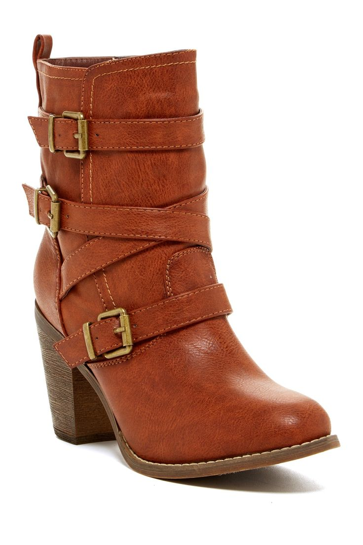 Fashion Focus Jacky Ankle Boot by Fashion Focus on @nordstrom_rack
