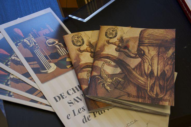 Il libretto con tutte le opere di Renato Florindi! Testi a cura di Maurizio Vanni