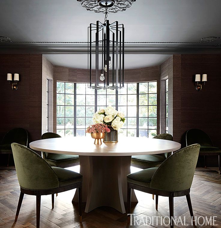 203 best Dining Rooms images on Pinterest