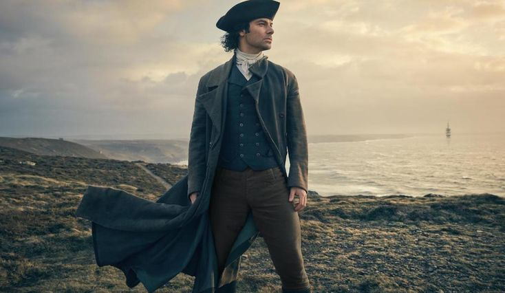 Our bare-chested hero is back – but you're no longer allowed to fancy him, so gird your loins: Poldark season three, episode one, is here