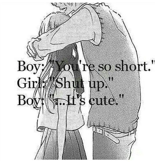 How To Kiss A Short Girl