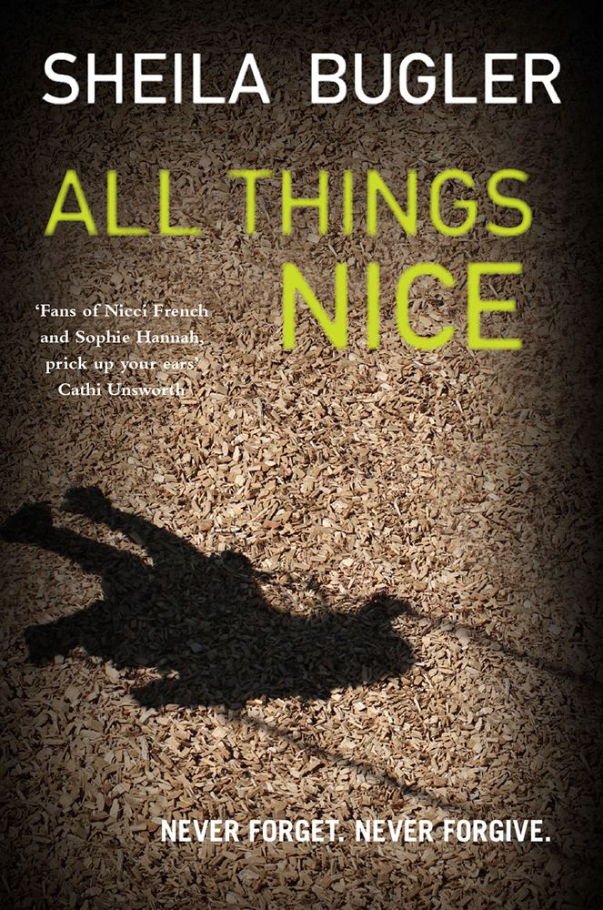 All Things Nice is the third in the Ellen Kelly series of crime novels.