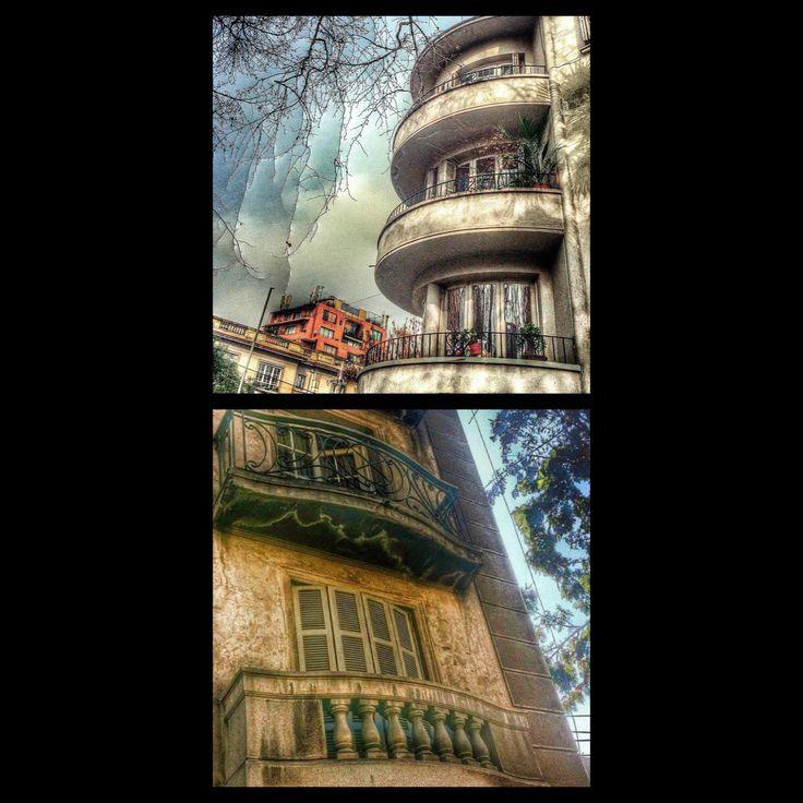 Balcones en Providencia