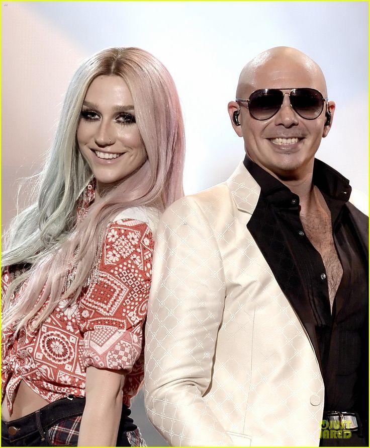 Ke$ha Strips Down for Pitbull's 'Timber' Video – Watch Now ...