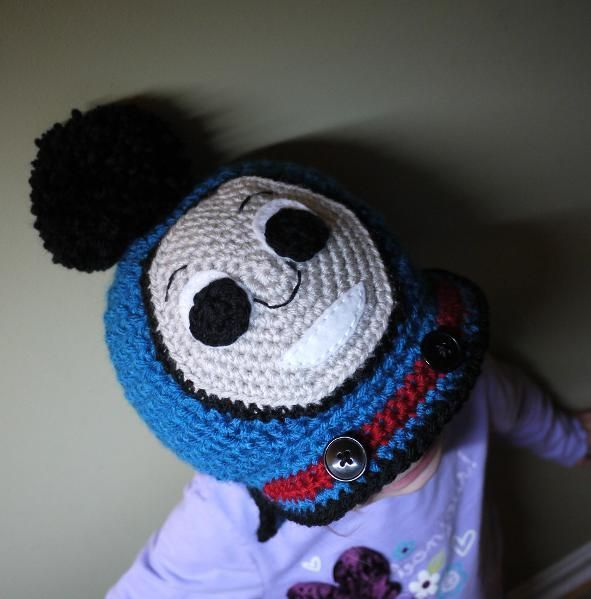No pattern available for this Thomas hat! :(