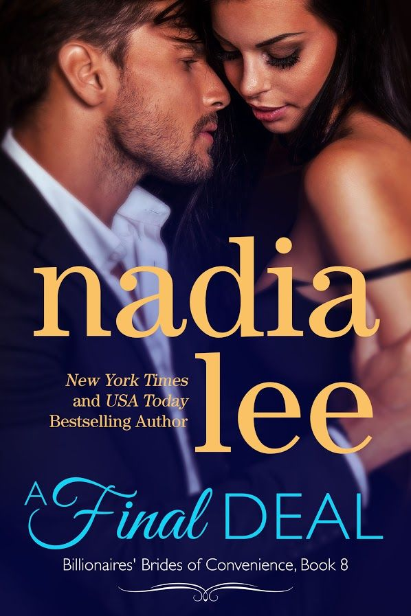 A Final Deal  by Nadia Lee