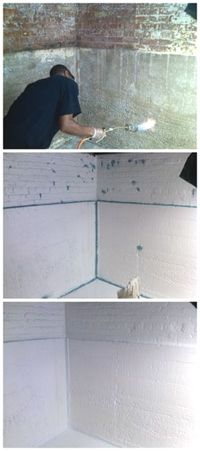 our basement waterproofing system is all about keeping it simple rh pinterest com