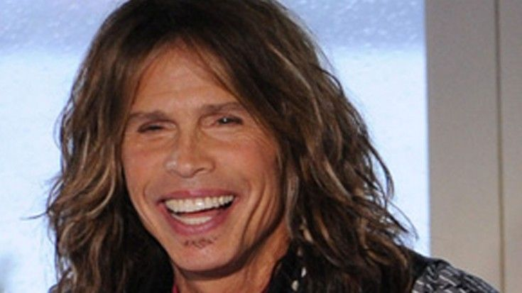 Meet Steven Tyler's 28-Year Old Girlfriend | Society Of Rock Videos