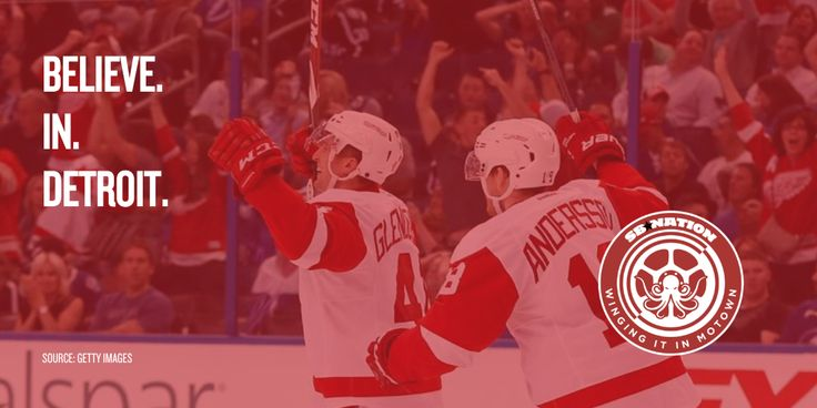 2015 NHL Playoffs GIF Recap: Red Wings Steal Game One From Lightning NHL Playoffs  #NHLPlayoffs