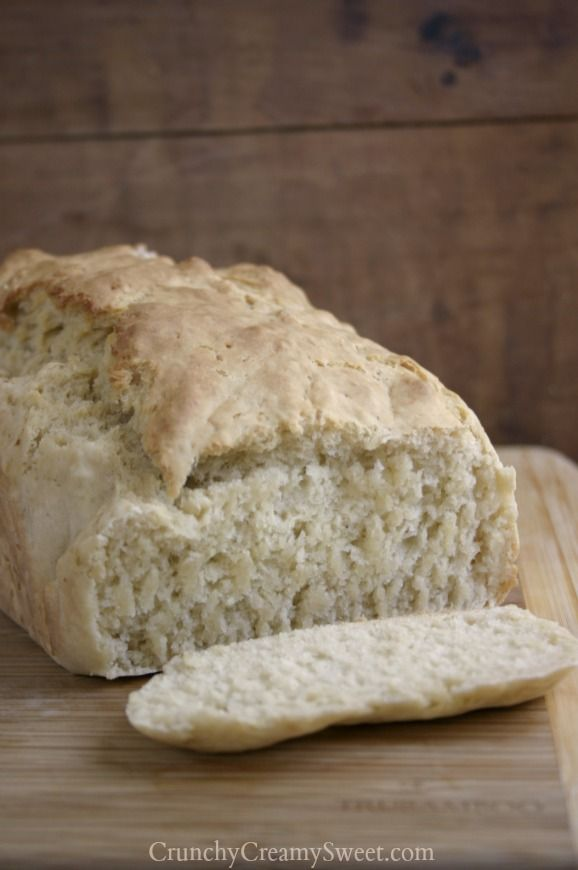 beer bread - 3 Ingredient Beer Bread and 30 Great Sandwich Recipes - also how to make self rising flour from regular flour