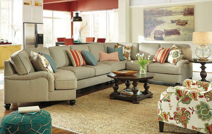 Kerridon Sectional Sofa Collection H