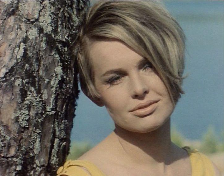 som Brit, i Elsk din næste fra 1967.