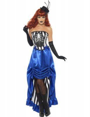 Halloween pin up kostuum