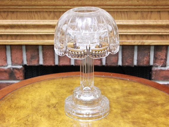 148 best tealight lamps images on pinterest lamps light fixtures lead crystal candle lamp aloadofball Gallery