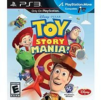 Toy Story Mania Move - PS3