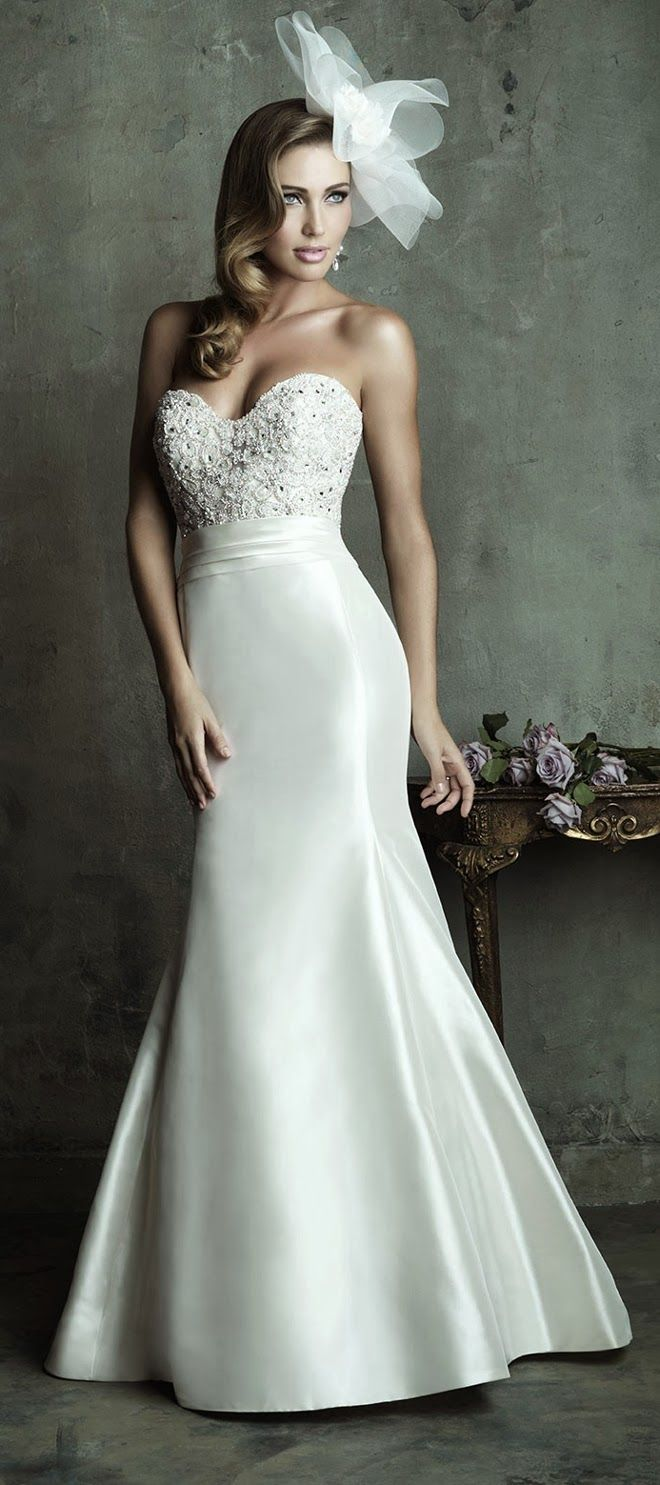 Lovely Allure Couture Spring Bridal Collection