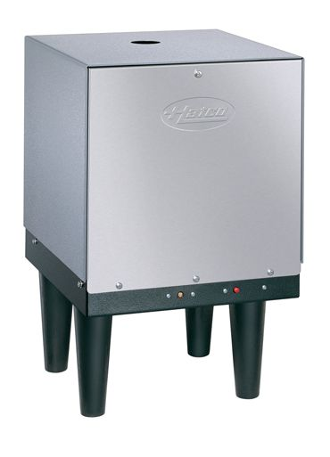The Hatco Mini-Compact Electric Booster Water Heater (MC Series) provides 180°F (82°C) water for either hot water dispensing or point-of-use water dispensing.