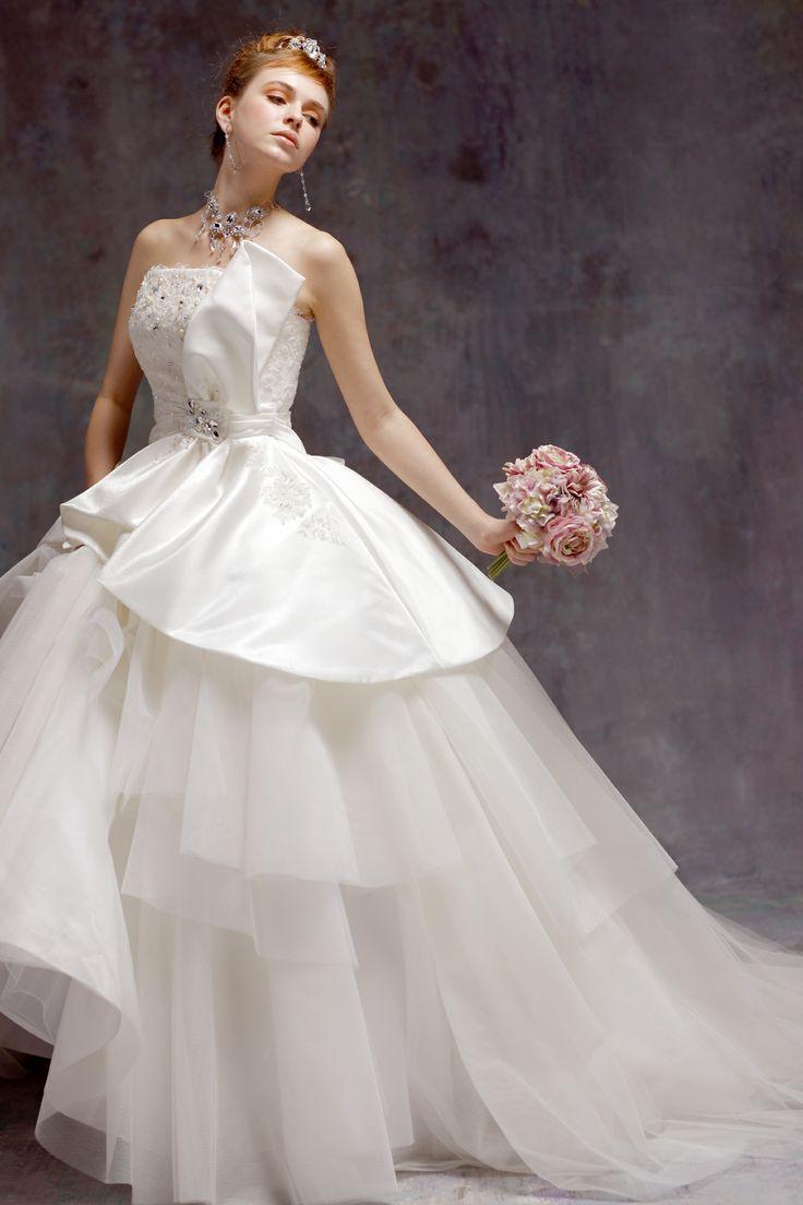 2014新作ドレス|A711T-OW-884_BL207-1DO171-2