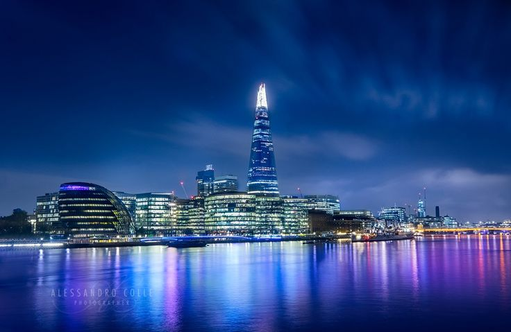 London by Alessandro Colle on 500px