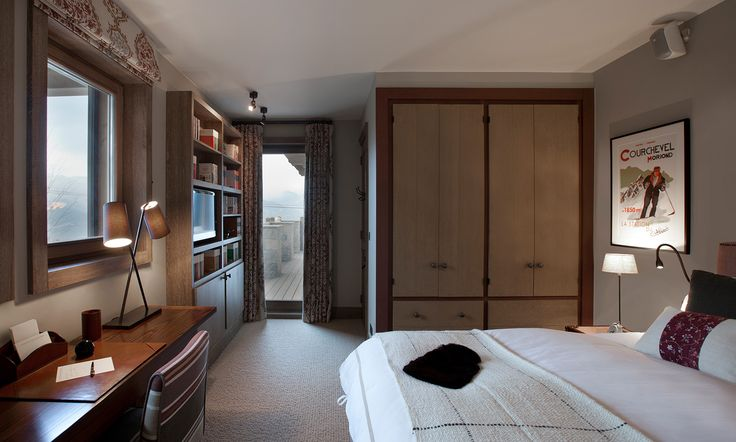 Chalet in Courchevel - Guest Bedroom