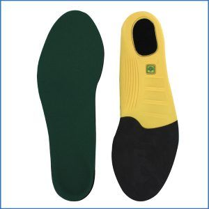 8. Spenco Polysorb Cross Trainer Athletic Cushioning Arch Support Shoe Insoles