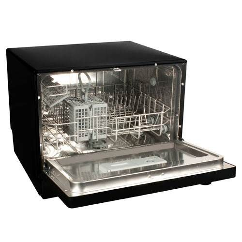 Countertop Dishwasher Koldfront : ideas about Portable Dishwasher on Pinterest Countertop dishwasher ...