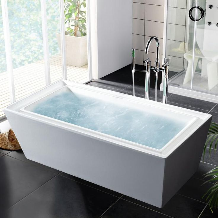1000 ideas about bathtub dimensions on pinterest for Extra long soaking tub