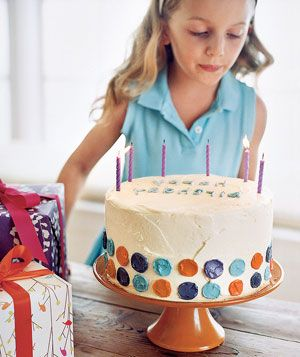Child's At-Home Birthday Party Checklist