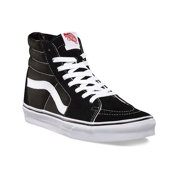 mens black vans high tops