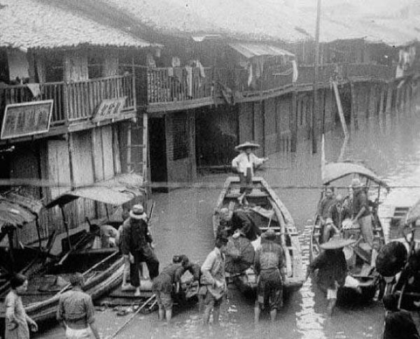 chinas 1998 summer flood disaster on Officials have warned that a strong el nino effect this year will increase the risk of flooding in the yangtze and huai river basins, recalling the 1998 yangtze flood disaster that left more than.