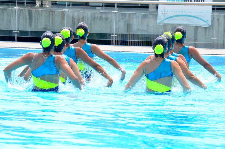 Panamericano de natacion, Colombia junio 2015